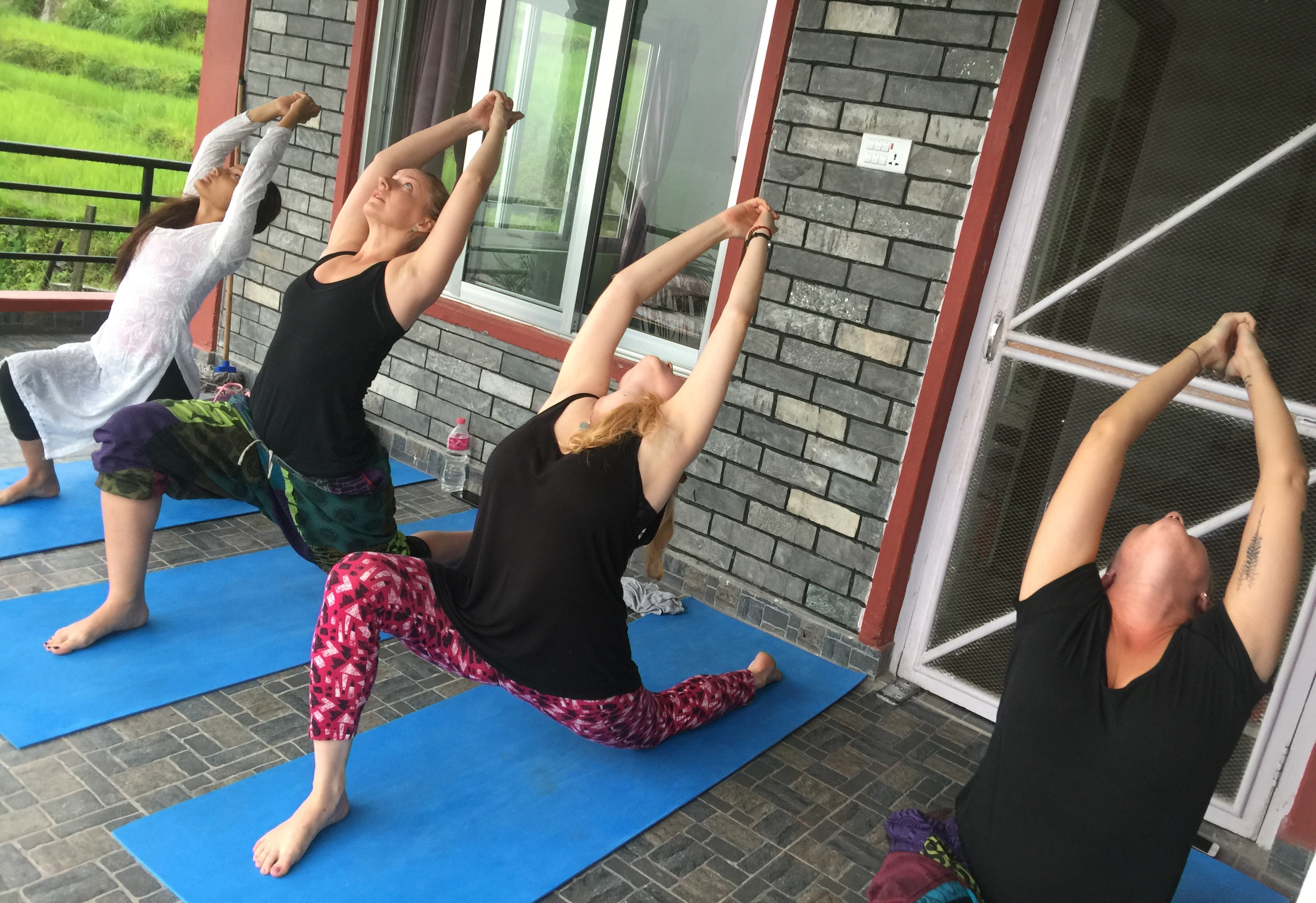 10D/9N Beginners Yoga Retreat
